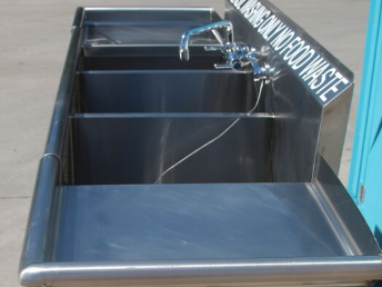 3-basin electric sink