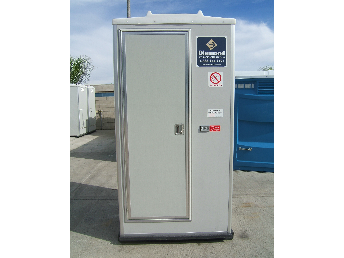 Solar flushing Restrooms